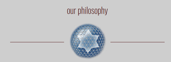 Replace Our Philosophy Header